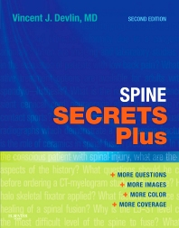 Spine Secrets Plus - 2nd Edition - ISBN: 9780323069526, 9780323081627
