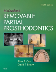 McCracken's Removable Partial Prosthodontics	 - 12th Edition - ISBN: 9780323069908, 9780323078979