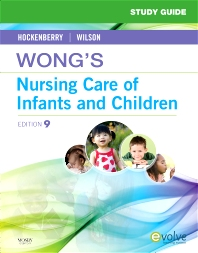Cover image for Study Guide for Wong's Nursing Care of Infants and Children