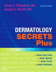 Dermatology Secrets Plus - 4th Edition - ISBN: 9780323081641