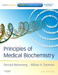 Cover image for Principles of Medical Biochemistry