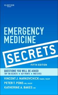 Cover image for Emergency Medicine Secrets