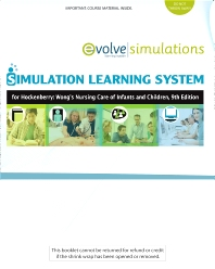 Simulation Learning System for Hockenberry: Wong's Nursing Care of Infants and Children (Access Code)