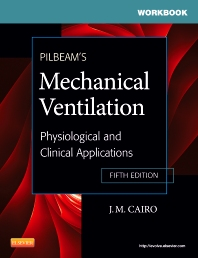 Cover image for Workbook for Pilbeam's Mechanical Ventilation