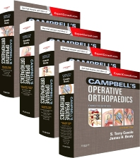 Campbell's Operative Orthopaedics, 12th Edition,S. Terry Canale,James Beaty,ISBN9780323072434