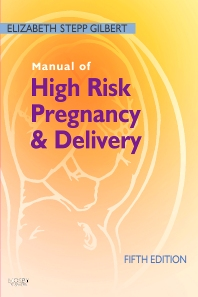 Cover image for Manual of High Risk Pregnancy and Delivery