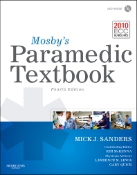 Cover image for Mosby's Paramedic Textbook