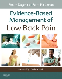 Cover image for Evidence-Based Management of Low Back Pain