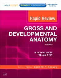 Cover image for Rapid Review Gross and Developmental Anatomy