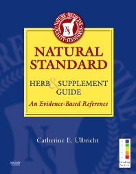 Natural Standard Herb & Supplement Guide, 1st Edition,ISBN9780323072953