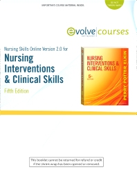 Nursing Skills Online Version 2.0  for Nursing Interventions & Clinical Skills (Access Code)