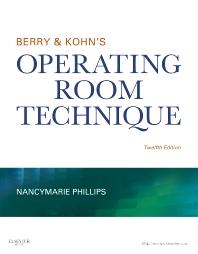Cover image for Berry & Kohn's Operating Room Technique