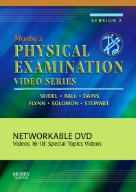 Mosby's Physical Examination Video Series - 1st Edition - ISBN: 9780323073592