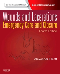 Cover image for Wounds and Lacerations