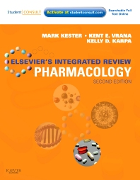 Cover image for Elsevier's Integrated Review Pharmacology