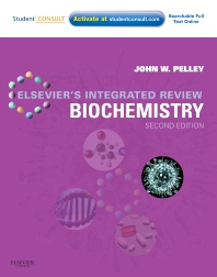 Cover image for Elsevier's Integrated Review Biochemistry
