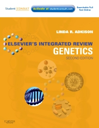 Cover image for Elsevier's Integrated Review Genetics