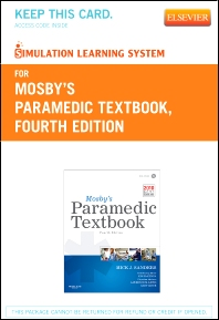 Simulation Learning System for Mosby's Paramedic Textbook (Access Code)