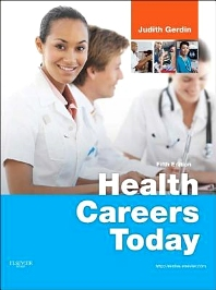 Cover image for Health Careers Today