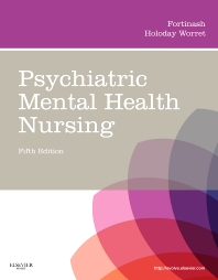 Cover image for Psychiatric Mental Health Nursing
