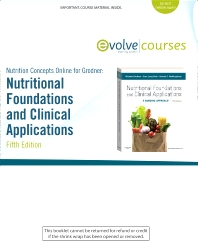 Nutrition Concepts Online for Grodner: Foundations and Clinical Applications of Nutrition (Access Code) - 5th Edition - ISBN: 9780323075824
