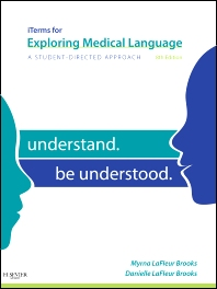 iTerms Audio for Exploring Medical Language - Retail Pack - 8th Edition