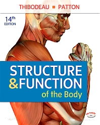 Structure & Function of the Body - Softcover - 14th Edition - ISBN: 9780323095709
