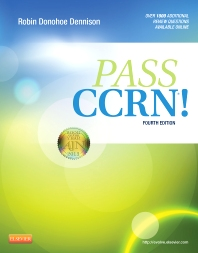 Cover image for PASS CCRN®!