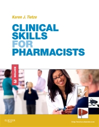 Cover image for Clinical Skills for Pharmacists