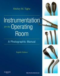 Instrumentation for the Operating Room - 8th Edition - ISBN: 9780323077392, 9780323076951
