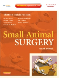 Cover image for Small Animal Surgery Expert Consult - Online and print
