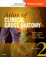 Cover image for Atlas of Clinical Gross Anatomy