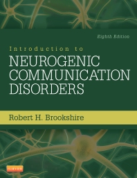 Cover image for Introduction to Neurogenic Communication Disorders