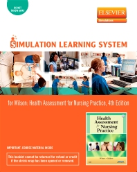 Simulation Learning System for Health Assessment for Nursing Practice (Access Code)