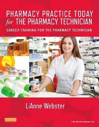 Cover image for Pharmacy Practice Today for the Pharmacy Technician