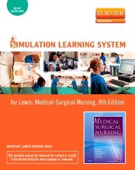 Simulation Learning System for Lewis et al:  Medical-Surgical Nursing