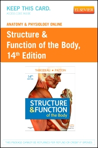 Anatomy & Physiology Online for Structure & Function of the Body (Access Card)