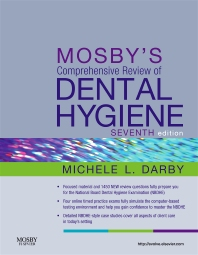 Cover image for Mosby's Comprehensive Review of Dental Hygiene