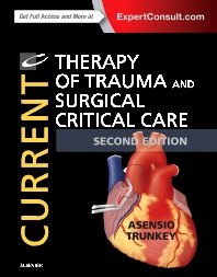Cover image for Current Therapy of Trauma and Surgical Critical Care