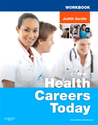 Cover image for Workbook for Health Careers Today