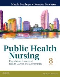 Cover image for Public Health Nursing