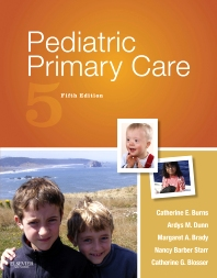 Cover image for Pediatric Primary Care