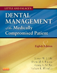 Little and Falace's Dental Management of the Medically Compromised Patient - 8th Edition - ISBN: 9780323080286, 9780323168922