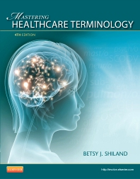 Cover image for Mastering Healthcare Terminology - Spiral Bound