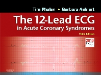 Cover image for The 12-Lead ECG in Acute Coronary Syndromes