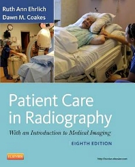 Cover image for Patient Care in Radiography