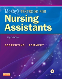 Cover image for Mosby's Textbook for Nursing Assistants - Soft Cover Version