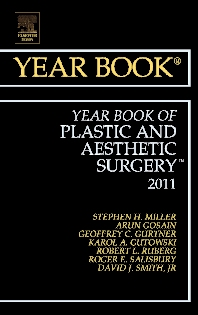 Cover image for Year Book of Plastic and Aesthetic Surgery 2011