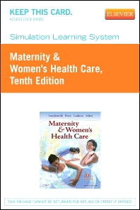 Simulation Learning System for Maternity & Women's Health Care (Access Code)