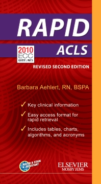 Cover image for RAPID ACLS - Revised Reprint